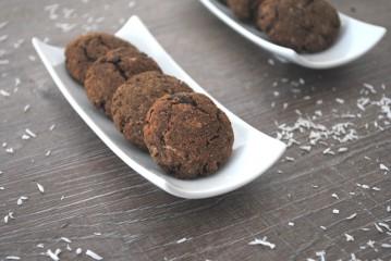 Biscuit okara