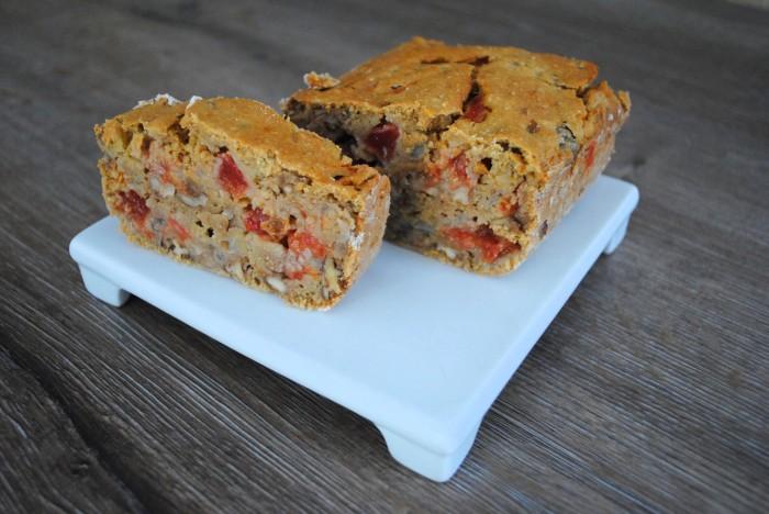 cake salé vegan sans gluten