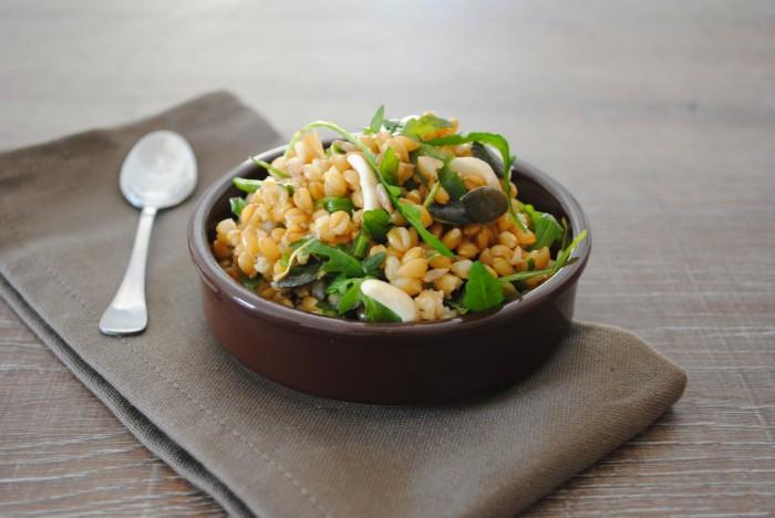salade-petit-epeautre-roquette-graines